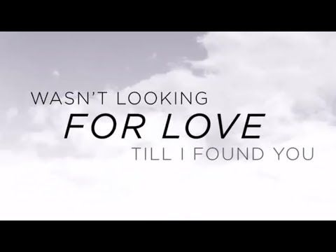 I was looking for you song