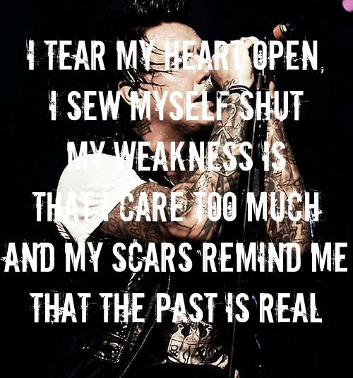 Too much in love to care lyrics