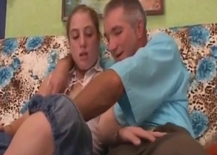 Dad and daughter teen incest porn