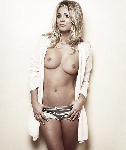 Kaley cuoco ever been nude