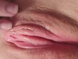 Close up shot of pussy