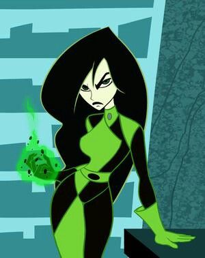 Kim possible and shego hot
