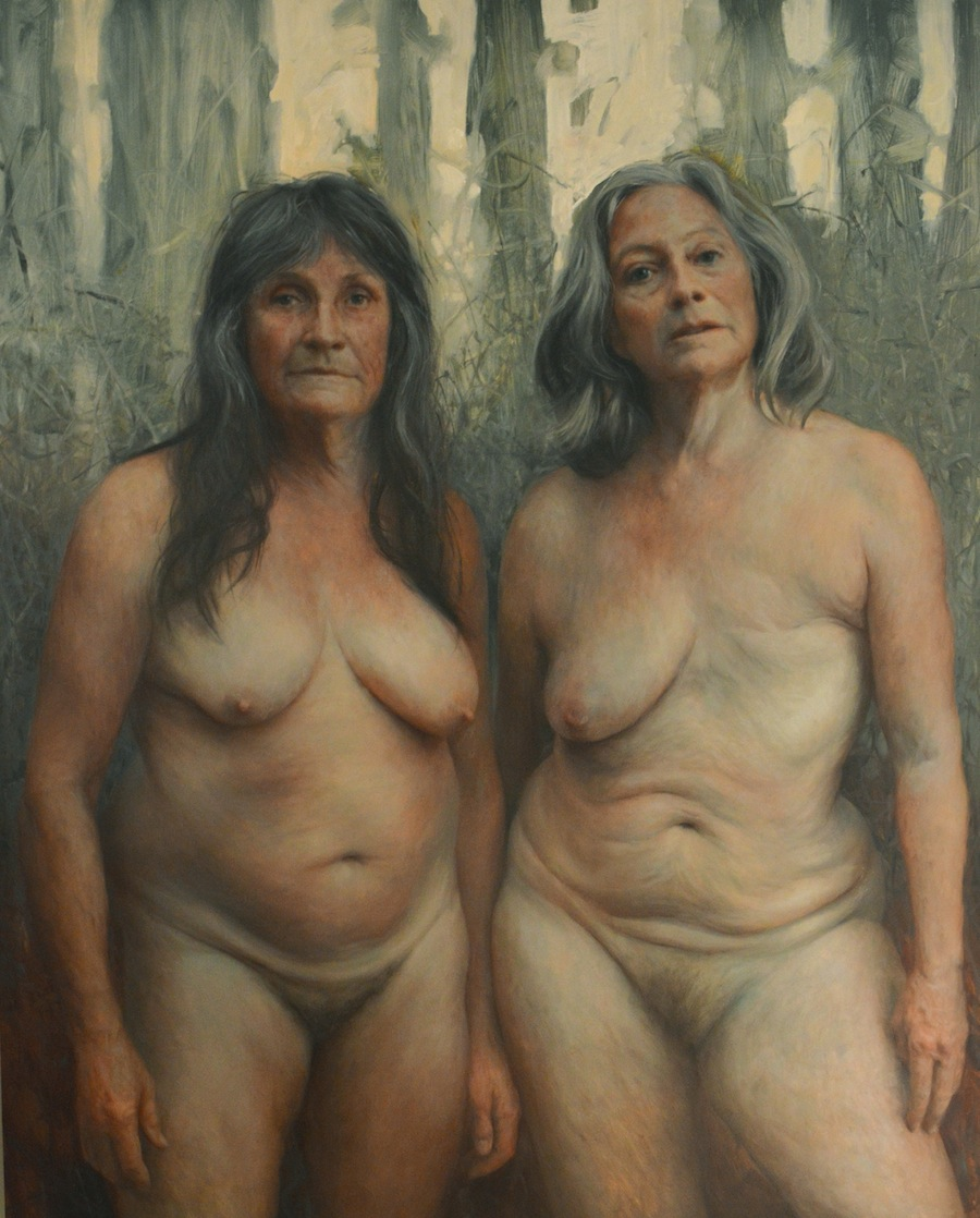 Nudist mother and son nude fine art