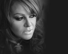 Yenny rivera black and white pictures