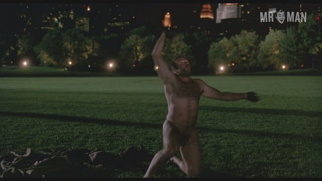 Young robin williams naked